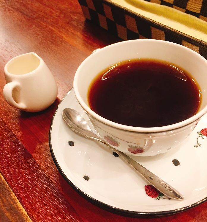 CAFE FLYING SCOTSMAN コーヒー