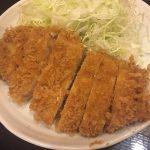 新橋【とんかつまるや】超圧倒的コスパ!とんかつ定食に大満足!