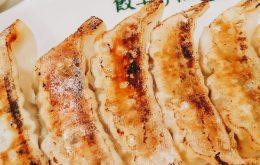 【豊洲でジューシーな絶品餃子】餃子の福包!シンプルで美味い行列が絶えないお店!