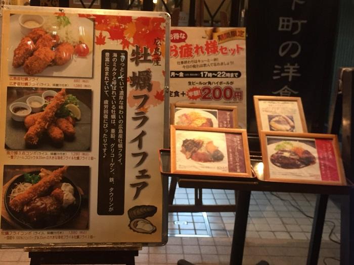 東京厨房 看板