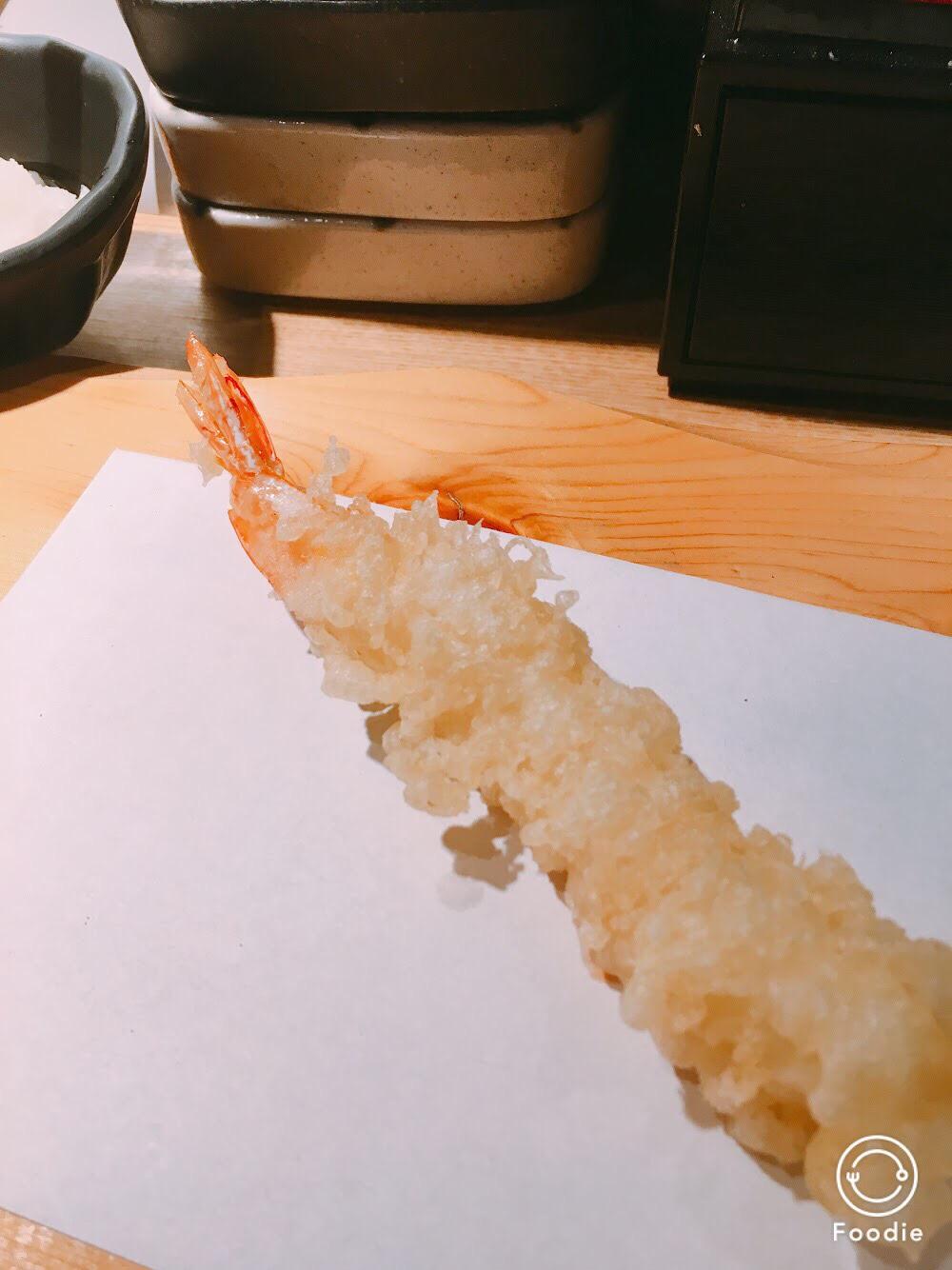 【新橋でのど黒が300円!?】天ぷらがお得に食べられる立天○