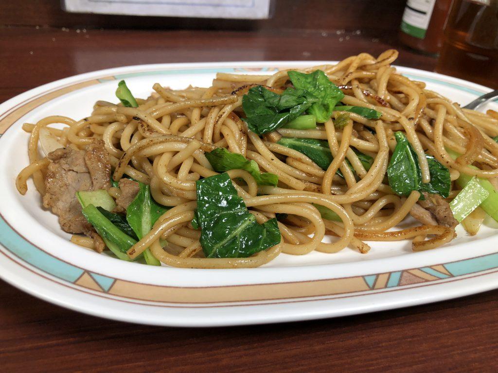 【最先端の街、銀座で出合う】日本人好みのスパゲティがワンコインで味良し、量良し