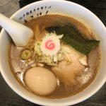 【五反田で昼でも夜でも深夜でもイケる万能ラーメン屋 きみはん】クセのない煮干スープで何杯でもイケちゃいます!