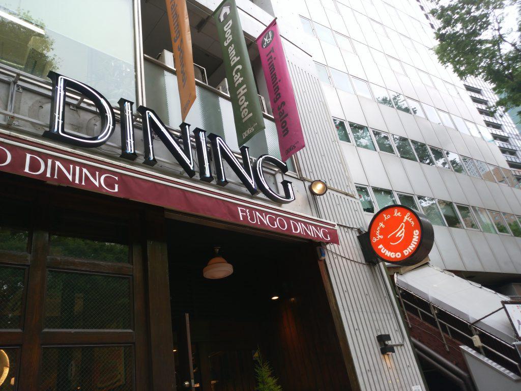 【新宿 FUNGO DINING】都会のド真ん中で木々を見ながらコスパ最高おしゃれランチ♪