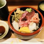【福和寿司】錦糸町でワンコインの海鮮丼♪♪