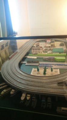 秋葉原 【Little TGV】電車好きに大人気!レア物取り揃えてます