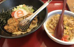 富山県【8番らーめん】ドライブスルーができるらーめん店!?スープのない「唐麺」が絶品!