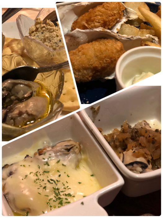 その他牡蠣料理