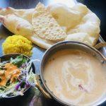 【三田 ランチ】ナンとライス食べ放題!本格インドカレー ムンバイ